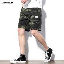 2019 Shorts Men Cool Camouflage Summer Hot Sale Cotton Casua