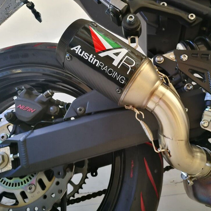 HOT SALE] Motorcycle GP Exhaust Pipe Escape Modified