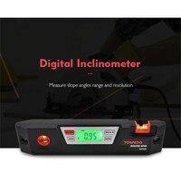 HIPERDEAL 18Dec06 Nível Inclinometer Ângulo Medidor de Nível de Localizador Eletrônico Digital PRETO|Módulos de automação residencial| |  -