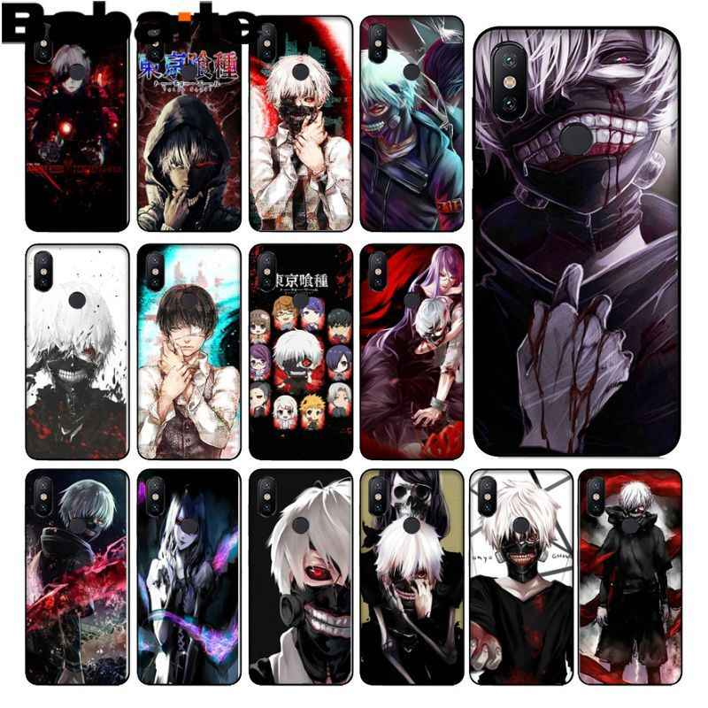 Babaite Anime Tokyo Ghoul Shackle ลวดลายโทรศัพท์ Fundas สำหรับ redmi 5 plus 5A 6pro 4X note5A note4x note6pro 6A funda