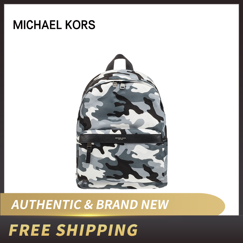 Authentic Original & Brand new Michael Kors MK Nylon Backpack For Men School Bag 37H6LKNB2C/37T7LKNB2U/37H8LKNB2R