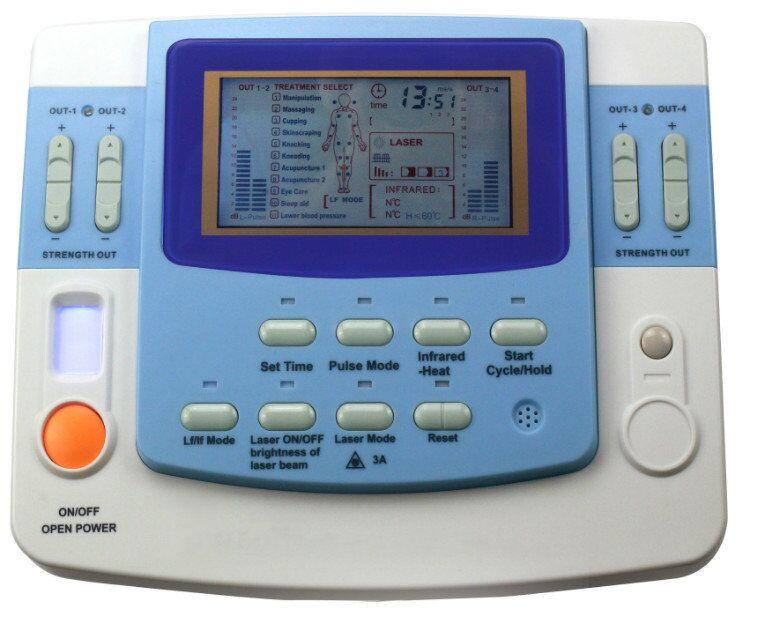 Appareil de thérapie physique magnétique électrique impulsion stimuler la machine de thérapie avec des chaussures médicales EA-VF29 livraison gratuite