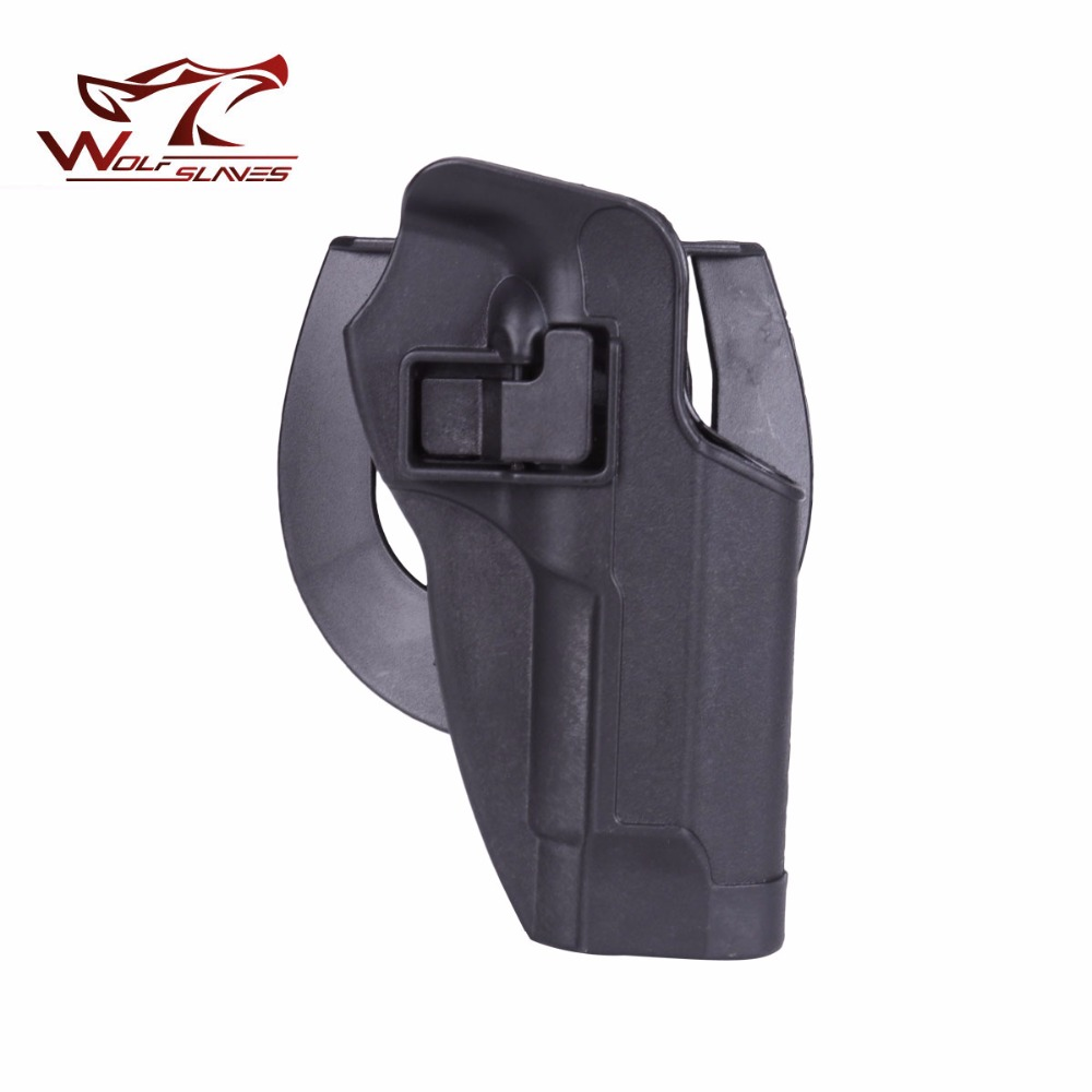 Wolfslaves M92 Military Tactical Handgun Belt Holster Airsoft Right Hand Pistol Holster Outdoor Hunting Accessories Camping