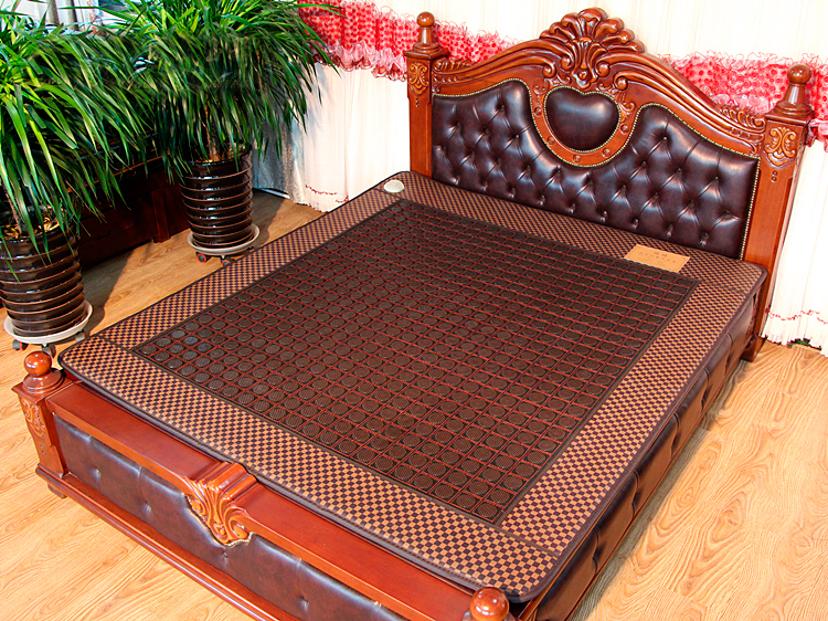 2016 Hot Sale Body care massager tourmaline therapy mattress coffe color free shipping 3 Size for You Choice health care free shipping body care mattress massage sofa mattress manufacturer in china hot new products for 2016 50cmx150cm