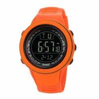 Reloj de pulsera con pantalla LED para hombres analógica Digital militar con pantalla LED para hombres 2018 pulseras deportivas de gran venta