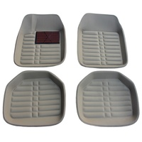 Custom fit car floor mats for Renault most All Models Waterproof Anti slip accessories all weather rugs liners carpet