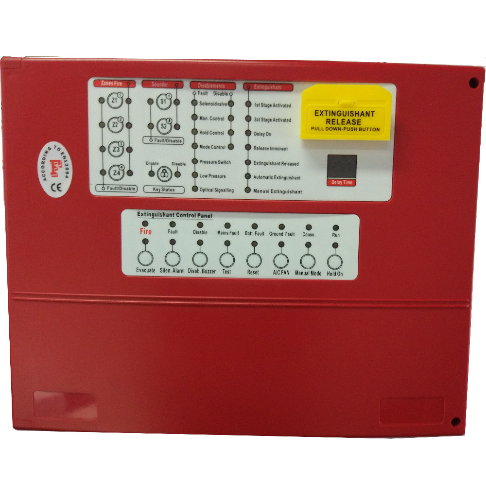все цены на AUTOMATIC EXTINGUISHER CONTROL PANEL Conventional Fire Fighting Panel