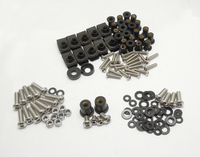 For Ducati 748 996 916 998 Motorcycle Fairing Bolt Screw Fastener Nut Washer For Ducati 748