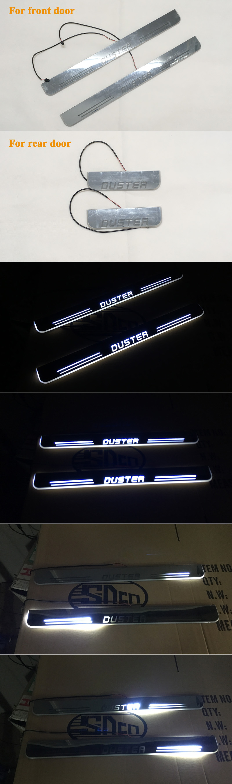 Duster Pedal