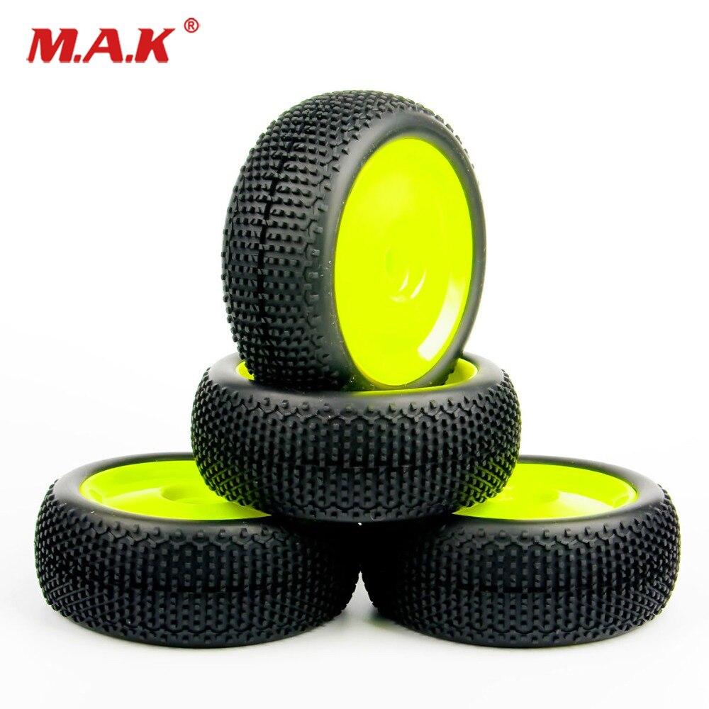 4pcs/Set Tire Wheel Rim 4PCS 17mm Hex Car Parts And Accessories Off Road Model for HPI HSP RC Buggy Racing Car