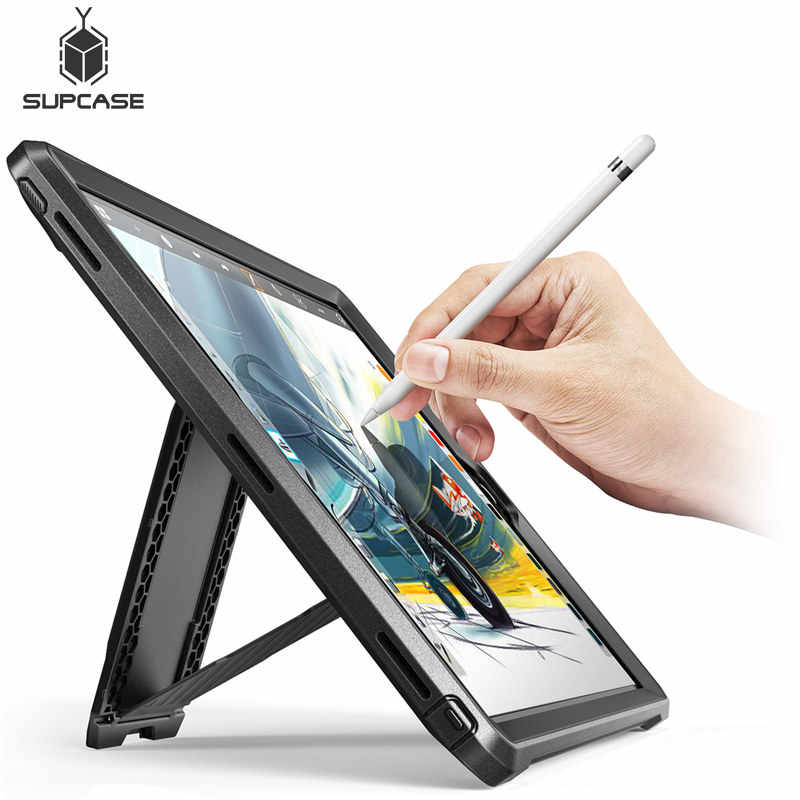 SUPCASE For ipad Pro 12.9 Case 2017 UB PRO Heavy Duty Full-body Cover WITHOUT Built-in Screen Protector,Not Fit 2018 Version