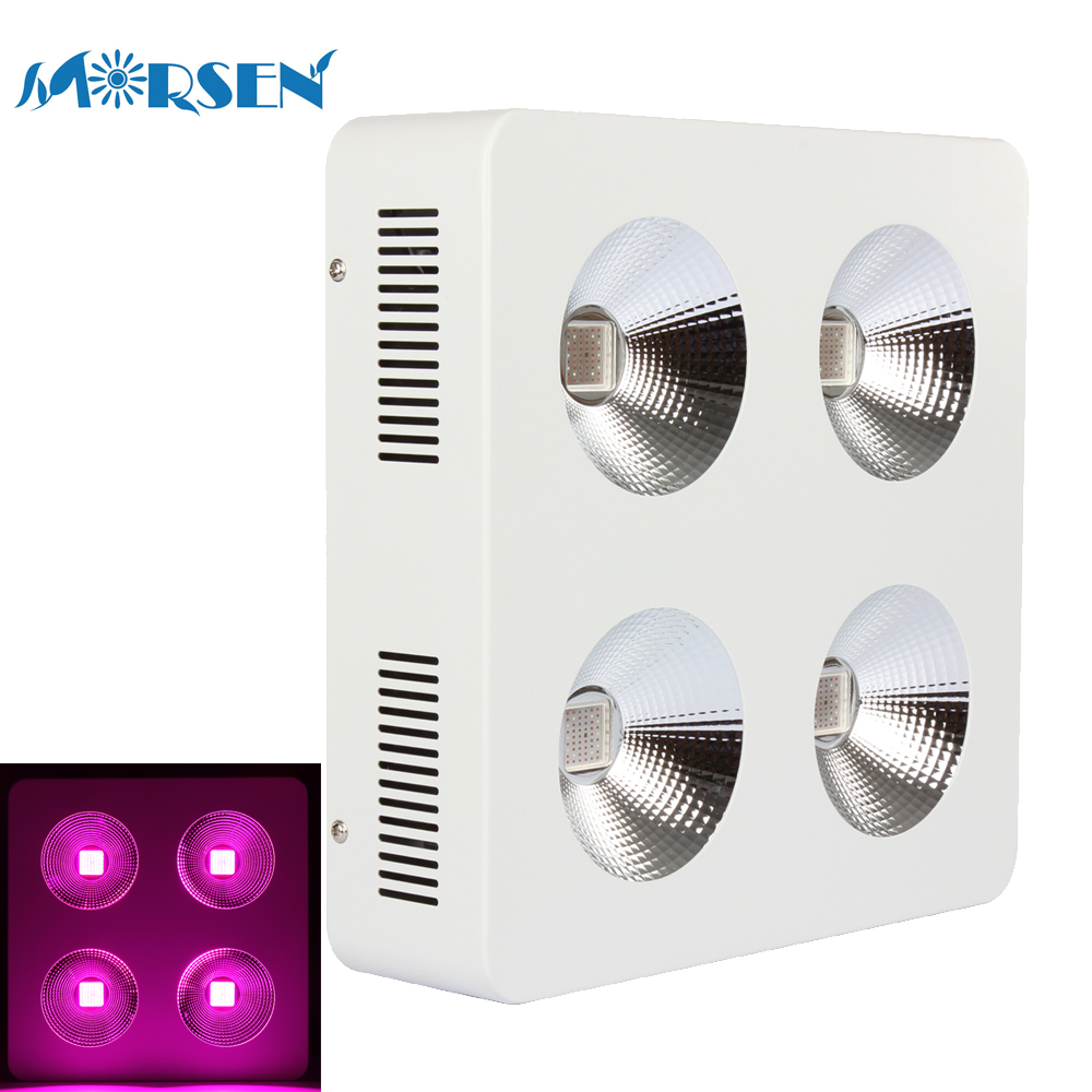 4pcs COB LED Grow Light Full spectrum 600W 1200W 1800W Led Plant Panel Lamp For Flower Plants Vegetable Seeds Hydroponics Grow22 90w ufo led grow light 90 pcs leds for hydroponics lighting dropshipping 90w led grow light 90w plants lamp free shipping