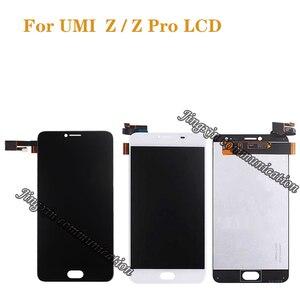 Image 1 - 100% اختبار ل Umidigi UMI Z/Z برو LCD + شاشة تعمل باللمس عرض شاشة رقمية إصلاح أجزاء استبدال شحن مجاني + أدوات