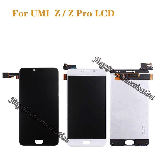 100% اختبار ل Umidigi UMI Z/Z برو LCD + شاشة تعمل باللمس عرض شاشة رقمية إصلاح أجزاء استبدال شحن مجاني + أدوات