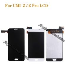 100% getest voor Umidigi UMI Z/Z PRO LCD + touch screen display digitizer scherm reparatie onderdelen vervanging Gratis verzending + gereedschap