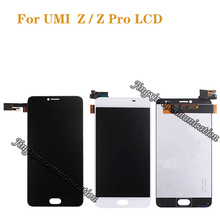 цены на 100% tested for Umidigi UMI Z / Z PRO LCD + touch screen display digitizer screen repair parts replacement Free shipping + tools  в интернет-магазинах