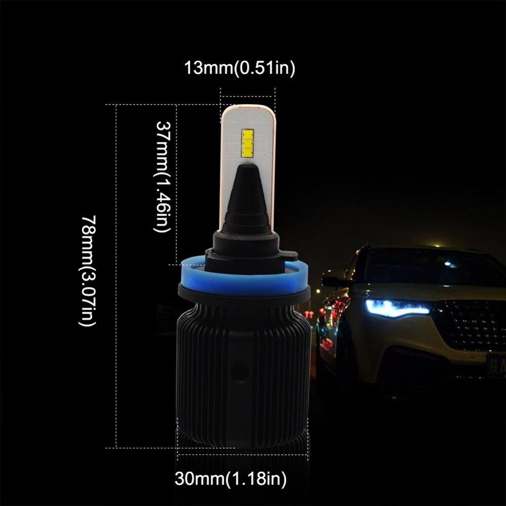 j1 led headlight-J1-H11