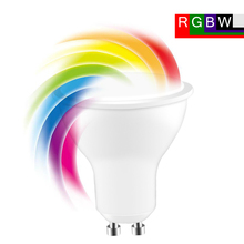 RGB Bulb Smart-Light Gu10 Led Magic Lamp Changeable-Spotlight Rgbww-Bombillas Dimmable