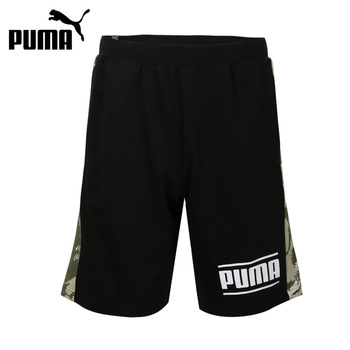 Original New Arrival  PUMA Camo Pack Shorts Men's Shorts Sportswear