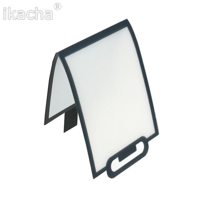 Camera Pop-Up Flash Light Diffuser Soft Box-2