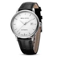 Seagull watch men 819.613 Automatic Mechanical Men's Watch Self Winding(White Dial)