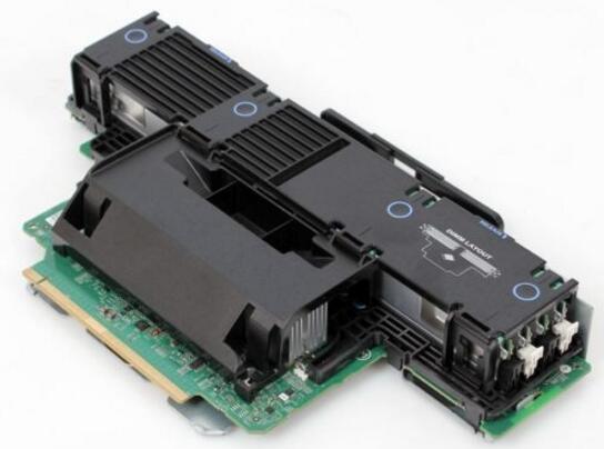Poweredge R910 Server Getestet Ram Diplomatisch M654t C2cc5 Für Speicher Riser Board W/64 Gb 8x8