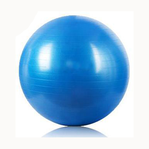Sport Pilates Yoga Fitness Ball Exercise Balls Peanut Exercises Balance Gymnastic Pad 55cm blue/pink/violet ...