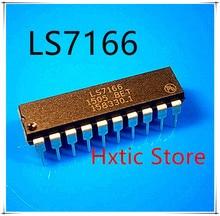 NEW 10PCS/LOT LS7166 LS7166N DIP-20