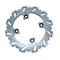 1 Pcs Rear Brake Disc Rotors For Kawasaki GPX 750 R 1987 ZEPHYR 750 1991 ZX 6R ZX 6R 1995 1997