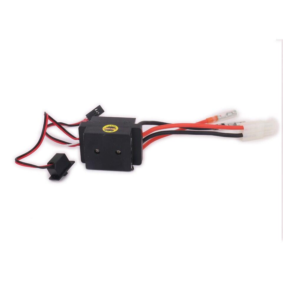 Brushed Speed Controller High Voltage ESC Controller Mould RC Car Parts 6-12V