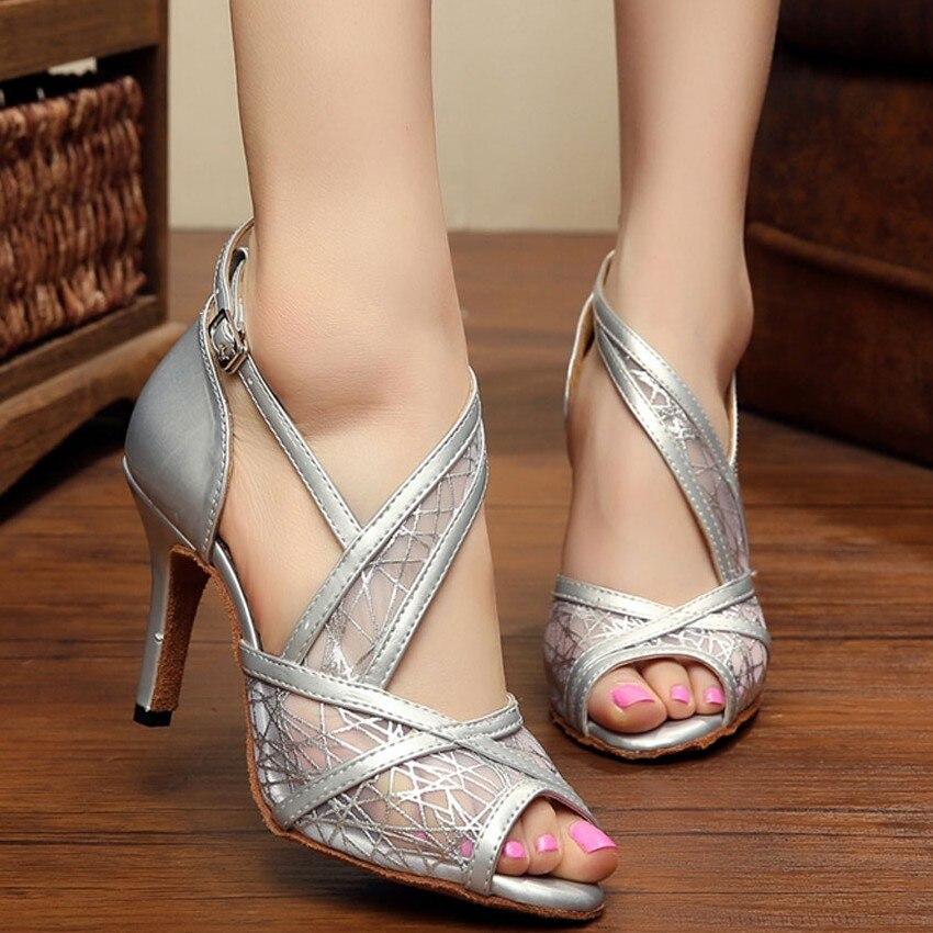 Ζεστό πωλώντας latin παπούτσια χορού - Πάνινα παπούτσια - Φωτογραφία 6