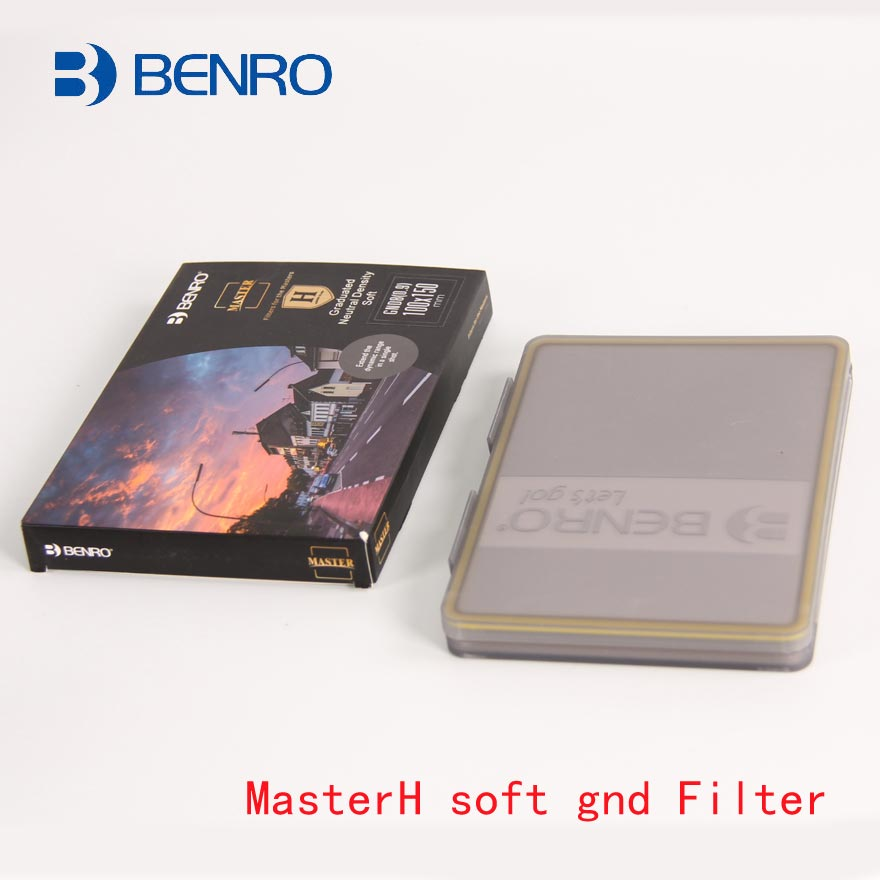 Benro MasterH 100mm x150mm SOFT gnd4 GND8 gnd16 gnd32 GND0 9 Glass Square Filter