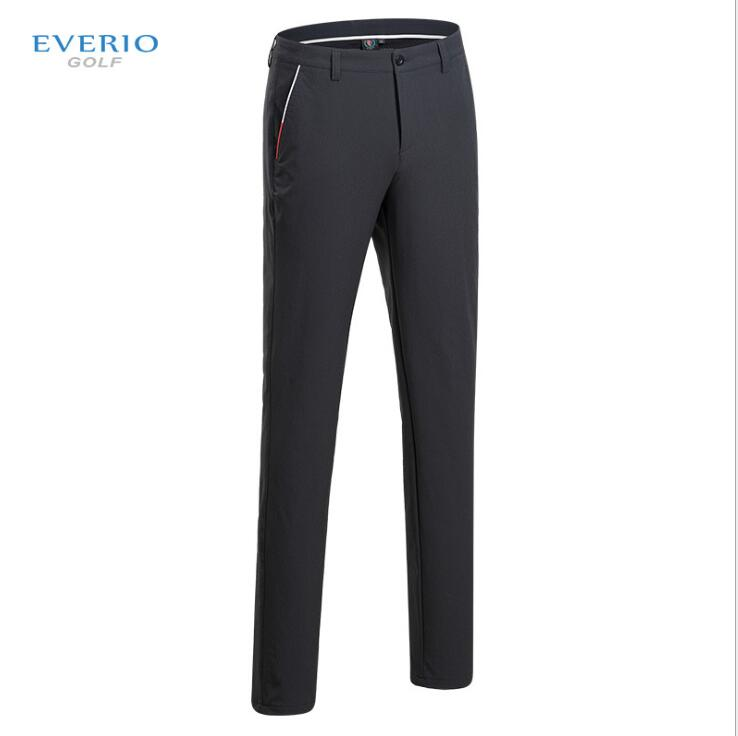2019 new golf sportswear men's comfortable slim golf trousers spring and summer quick-drying breathable GOLF sports pants 30-40