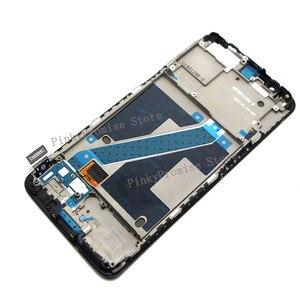 Image 3 - 100% протестированный OLED для Oneplus 5T A5010 ЖК дисплей кодирующий преобразователь сенсорного экрана в сборе 2160*1080 рамка с инструментами