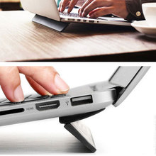 Laptop Stand For Macbook Pro air 13.3 Stand Desk Portable Adjustable Office Computer Holder PC Notebook Folding Stand Support