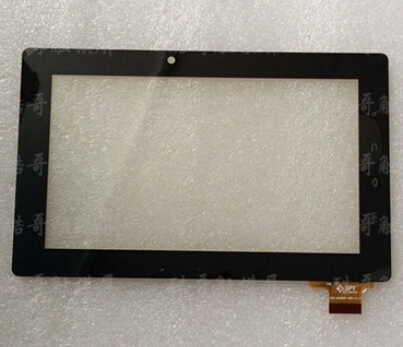 Black new 7 inch Privileg Mid-7M MID 7M tablet DLW-CTP-003 touch screen panel Digitizer Glass replacement sensor Free Shipping willidea new capacitive touch screen panel digitizer glass sensor replacement 7 mystery mid 713g mid 703g tablet free shipping