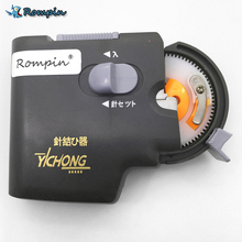 Rompin electric Automatic Machine Fishing Hook Line Tier for lure Fishing hook Tackle
