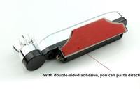 2pcs 8 X LED Automotive Grid Personality Wireless Wind Lamp Styling For BMW E46 E39 E90