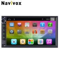 Navivox 7 Android 6 0 Ram2G Full Touch 2din Universal GPS Navigation Radio Stereo Audio Player