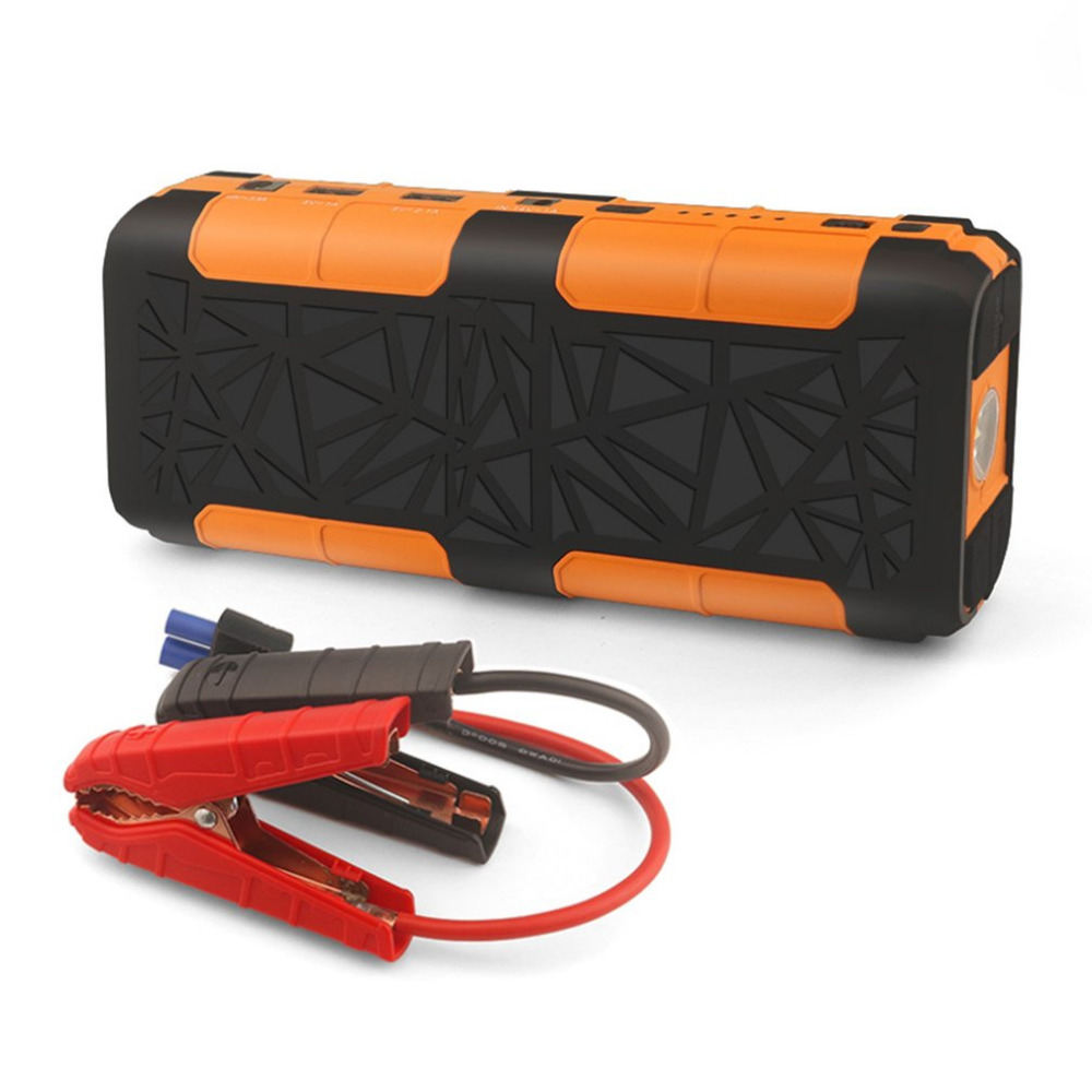 12V 82800mAh Portable Car Jump Starter With Flash Light Dual USB Output Battery Power Bank Multifunction Car Charger hot sale dual usb output universal thunder power bank portable external battery emergency charger 13000mah yb651 yoobao for electronics