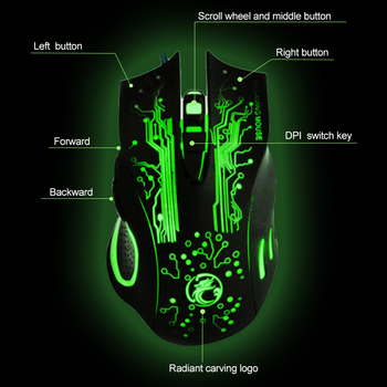 Wired-Gaming-Mouse-6-Buttons-5000DPI-LED-Optical-USB-Computer-Mouse-X9-for-PC-Laptop-Mouse-Gamer-3