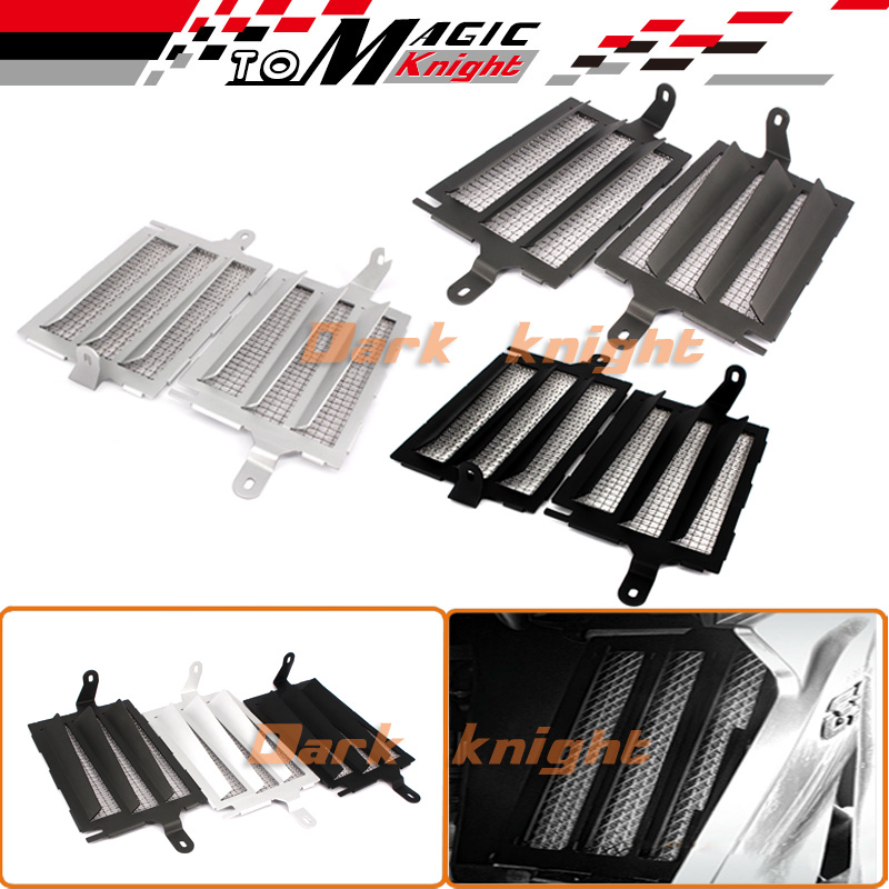 Motorcycle Radiator Water Cooled Grille Guard Cover Protector FOR BMW R1200GS LC 2013-2016, R1200GS Adventure LC 2014-2016