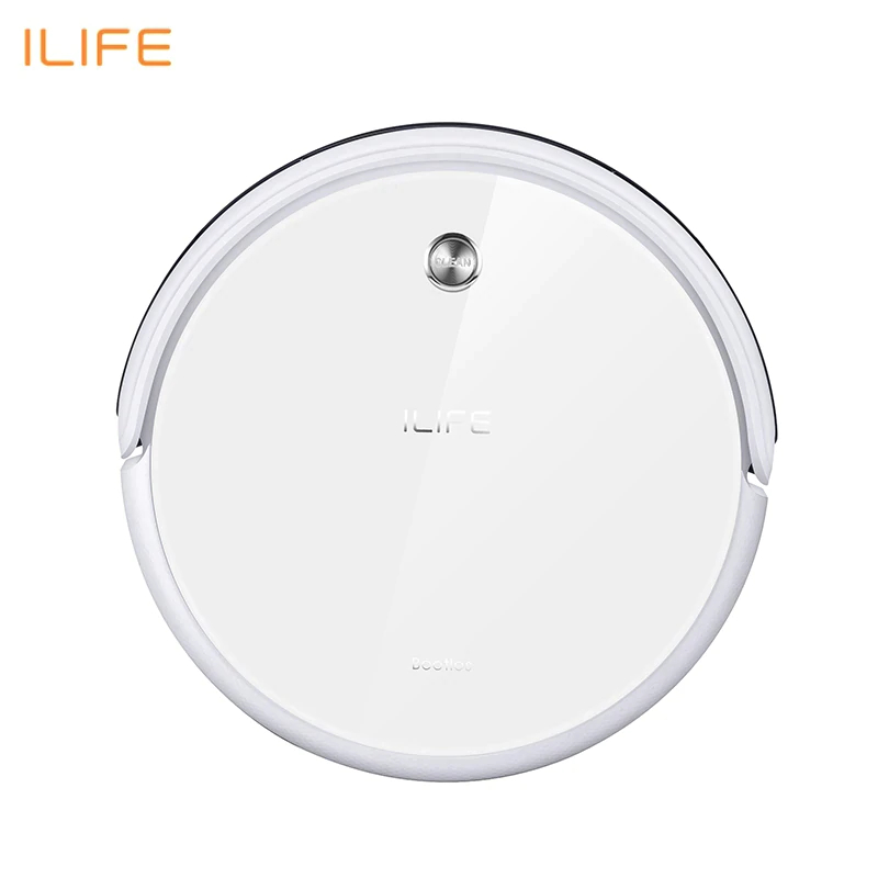 New Robot Vacuum Cleaner iLife A40 for Home Household 450ml Dustbin with Self-recharge Cyclone Vacuums cleaner Dry Mopping seebest robot vacuum cleaner spare parts dustbin dust box for d750 d730 d720