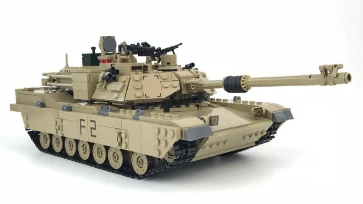 Military M1A2 Tank Collection Series Trans Toys 1:28 ABRAMS MBT HUMMER Model Building kits Blocks compatible with lepins радиоуправляемый танковый бой huan qi abrams vs abrams масштаб 1 24 27mhz vs 40mhz