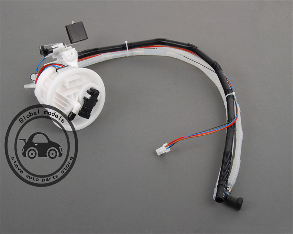 fuel pump sending unit Fuel Filter for Mercedes Benz W211 E200 E220 E230  E240 E250 E270 E280 E300 E320 E350 E500-in Fuel Pumps from Automobiles ...