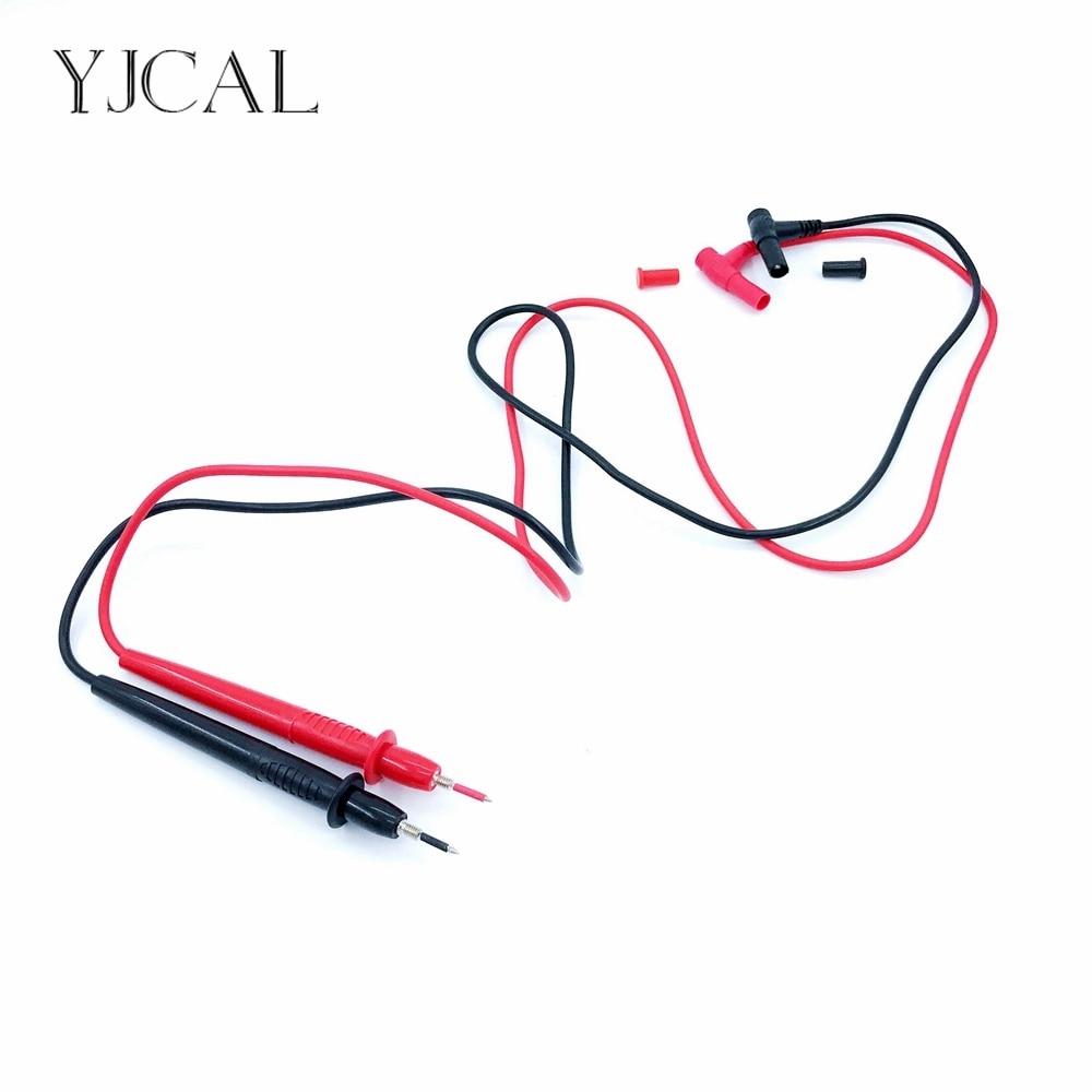 Multímetro digital Pluma Cable de prueba universal 1000V 10A Punta de aguja Sonda Pin Medidor Probador Cable de alambre Medición Multimetro China