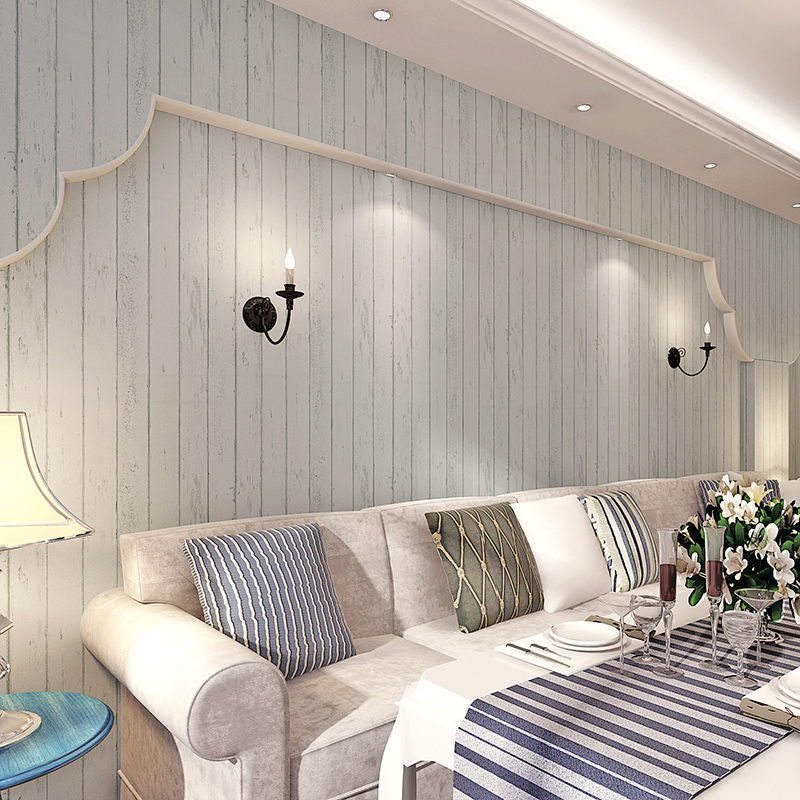 beibehang papel de parede countryside to do the old wood grain wallpaper bedroom cozy living room TV background wallpaper beibehang environmentally friendly wallpaper back to basics simulation wood striped wallpaper villa restaurant bedroom backgroun