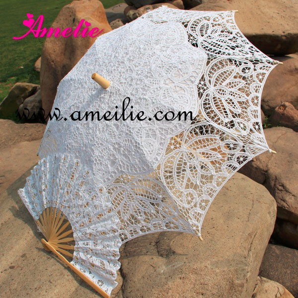 A0104parasol and fan
