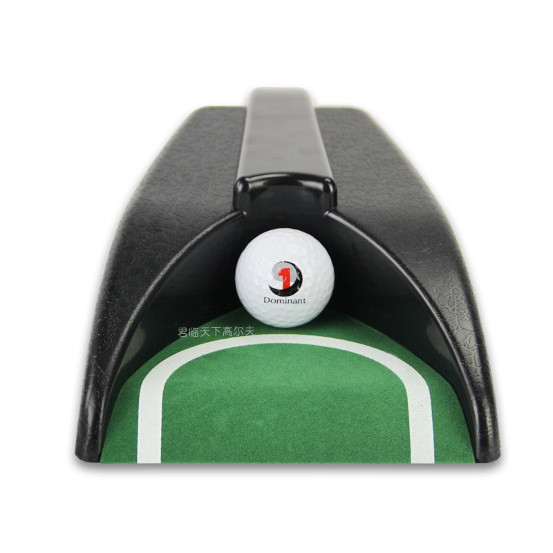 4 Digit Number Manual Hand Handheld Tally Mechanical Palm Clicker Counter Golf Automatic Ball Return Push Rod Trainer Electric F