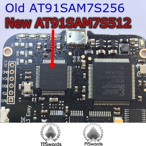 Image 4 - New proxmark3 develop suit Kits 3.0 proxmark  NFC PM3 RFID reader writer for rfid nfc card copier clone crack 2 USB port 512K
